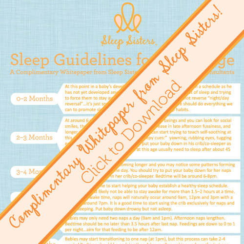Free Sleep Guidelines Whitepaper